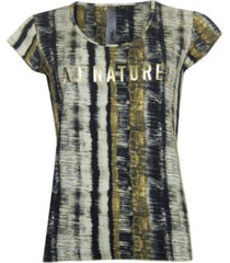 printed shirt-113179