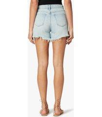 joe's jeans sadie denim cutoff shorts