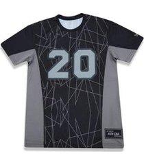 camiseta branded preto new era - masculino