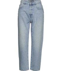 dress rechte jeans blauw replay
