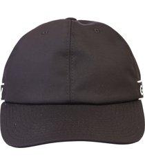 givenchy black branded baseball hat