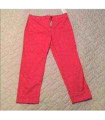 new vineyard vines piper ankle pants sailors red sz 2 4 10 $98.50