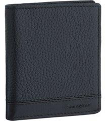 samsonite serene rfid 2-fold id wallet