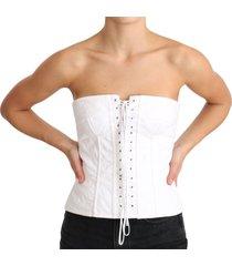 palermo bustier corset top