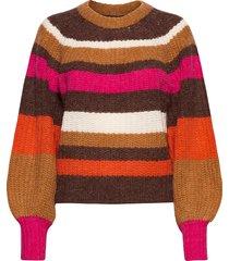 sariaiw pullover gebreide trui multi/patroon inwear