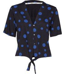 blaze t-shirts & tops short-sleeved blå stig p