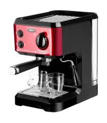cafeteira espresso e cappuccino vept 220v - oster