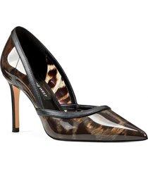 zapato elyn leopardo mujer nine west