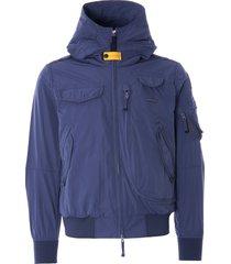parajumpers gobi spring masterpiece jacket | flint stone | pmjckma01-747