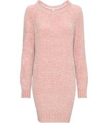 abito oversize  in maglia (rosa) - rainbow