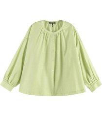blouse beachy groen