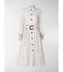 edeline lee festoon telluride printed dress