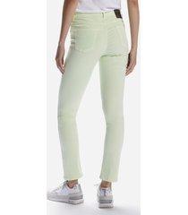 neon tencel jeans