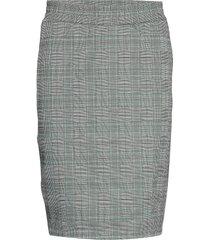 sc-alaya knälång kjol multi/mönstrad soyaconcept