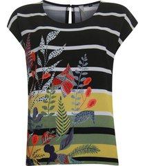 t-shirt multicolour