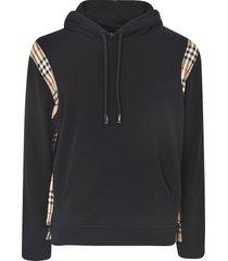 burberry checker hoodie