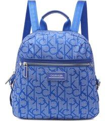 calvin klein sussex nylon backpack