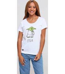 camiseta sketch yoda