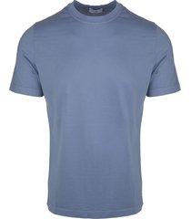 fedeli avio blue man t-shirt