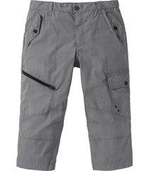 pantaloni a pinocchietto loose fit (grigio) - rainbow