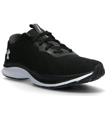 ua w charged bandit 7 shoes sport shoes running shoes svart under armour