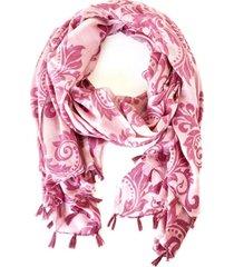 pañuelo rococo rosado i-d