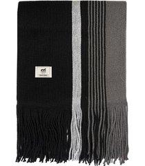 bufanda negra mistral premium sixto 1