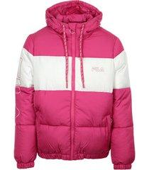 donsjas fila addy oversized padded jacket