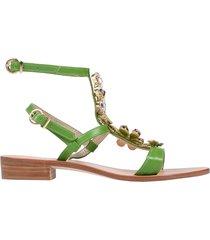 capri bijoux sandals