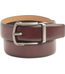 kenneth cole reaction men's track lock belt