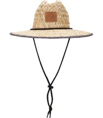 men's straw lifegurad outsider hat