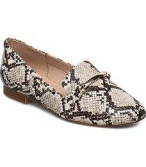 dumberning loafers låga skor beige aldo
