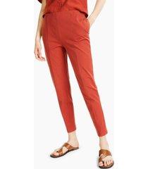 alfani petite seamed slim pants, created for macy's