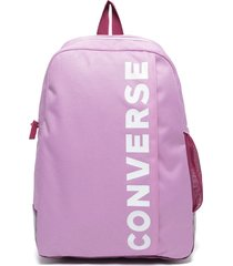 mochila speed 2 lila converse