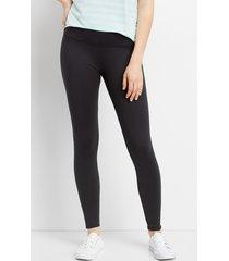 mid rise full length active legging
