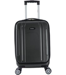 "inusa southworld 19"" lightweight hardside spinner carry-on luggage"