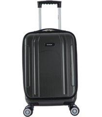 "inusa southworld 19"" lightweight hardside spinner carry-on luggage"