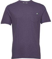 didelot l t-shirts short-sleeved lila tiger of sweden