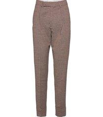 alto trouser casual byxor brun hope
