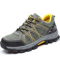 scarpe antinfortunistiche antiurto da uomo di grandi dimensioni
