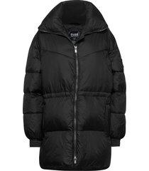 generous hip length jacket fodrad jacka svart svea