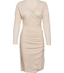 leonie wrap dress dresses wrap dresses beige filippa k