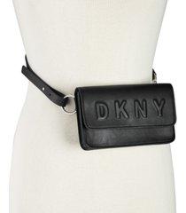 dkny logo belt bag, created for macy's