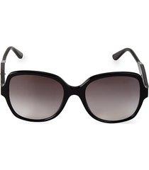 54mm oversized square sunglasses