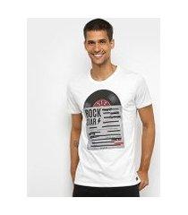 camiseta colcci rock star masculina