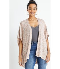maurices womens multi knit cardigan green
