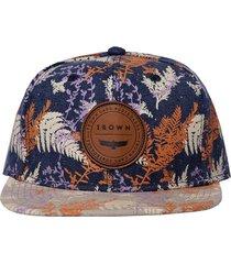 gorra violeta trown headware coihue