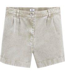 shorts med resår i midjan