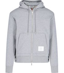 iconic rear band hoodie