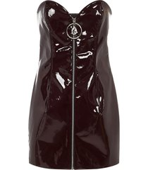 azzaro gloria mini dress